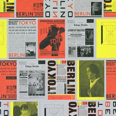 Tokyo-Berlin Berlin-Tokyo Exhibition