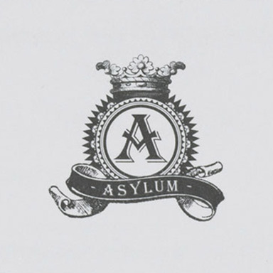 Asylum business card