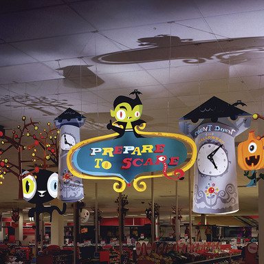 Target Halloween Campaign 2005
