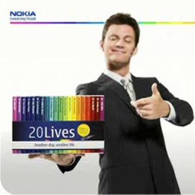 Nokia 20Lives