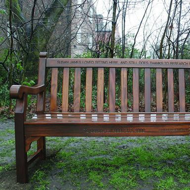 Still Here Bench