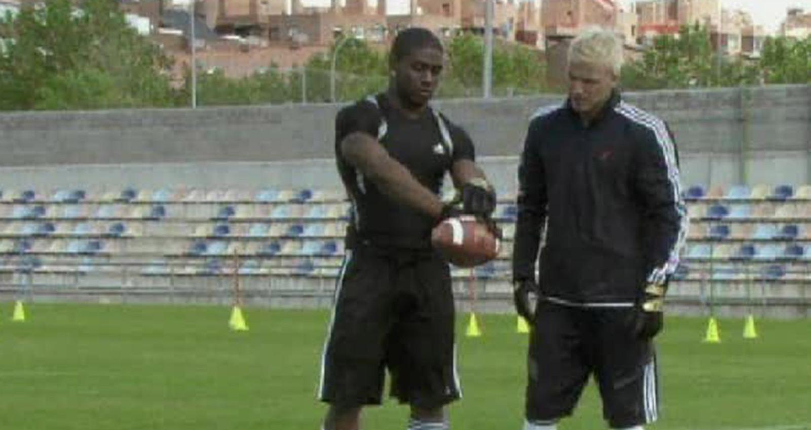 adidas Futball meets Football Web Film