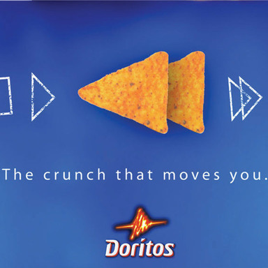 The Crunch That Moves You