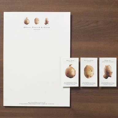 Grocers Corporate Identity