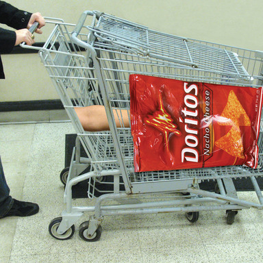 "DORITOS ""SHOPPING CART"""
