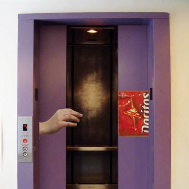 "DORITOS ""ELEVATOR"""