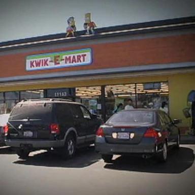 """D'oh Thank Heaven:"" Simpsons Kwik-E-Mart"