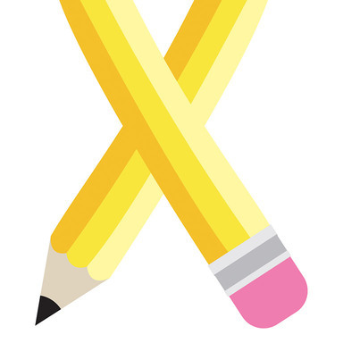 Pencil Ribbon