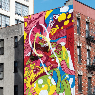 Wall Mural Campaign