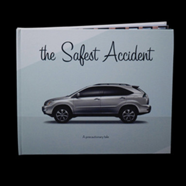 Actively Safe Pop-Up Book