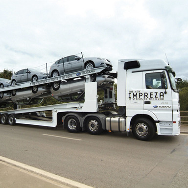 Subaru Transporter
