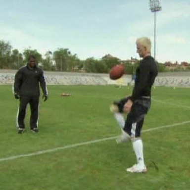 adidas Futbol meets Football  Web Films