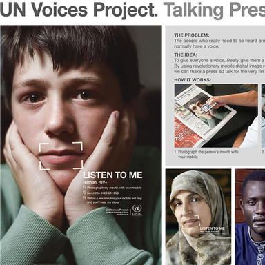 UN Voices Project