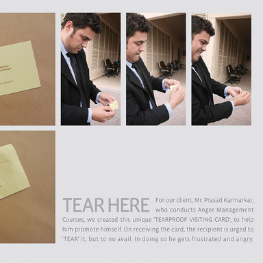 Tearproof Card