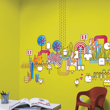 Dreamland Wall Decals