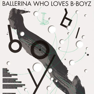 Ballerina Who Loves B-Boyz