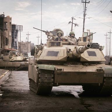 Tank Real-life Diorama
