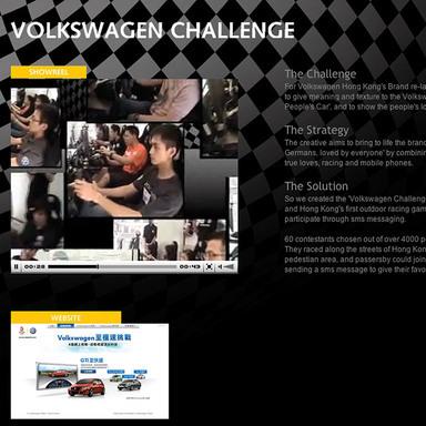 The VW Challenge