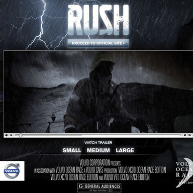 RUSH - An Interactive Adventure