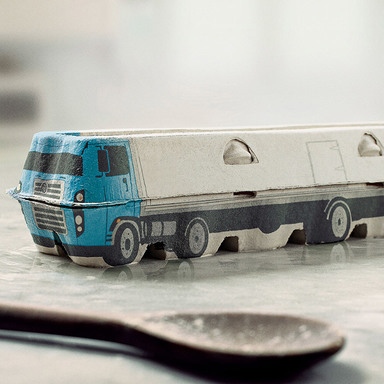 VOLKSWAGEN CUSTOMIZED TRUCKS