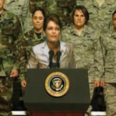 Palin As President