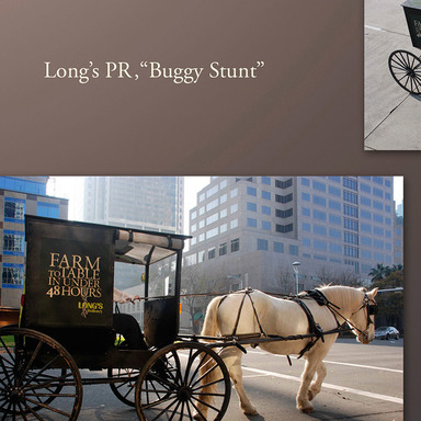 Long's Buggy Stunt