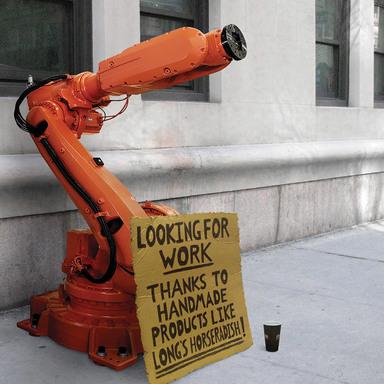 Jobless Robot