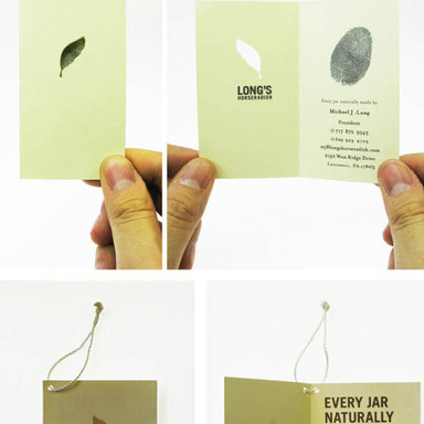 Fingerprint leaf CI