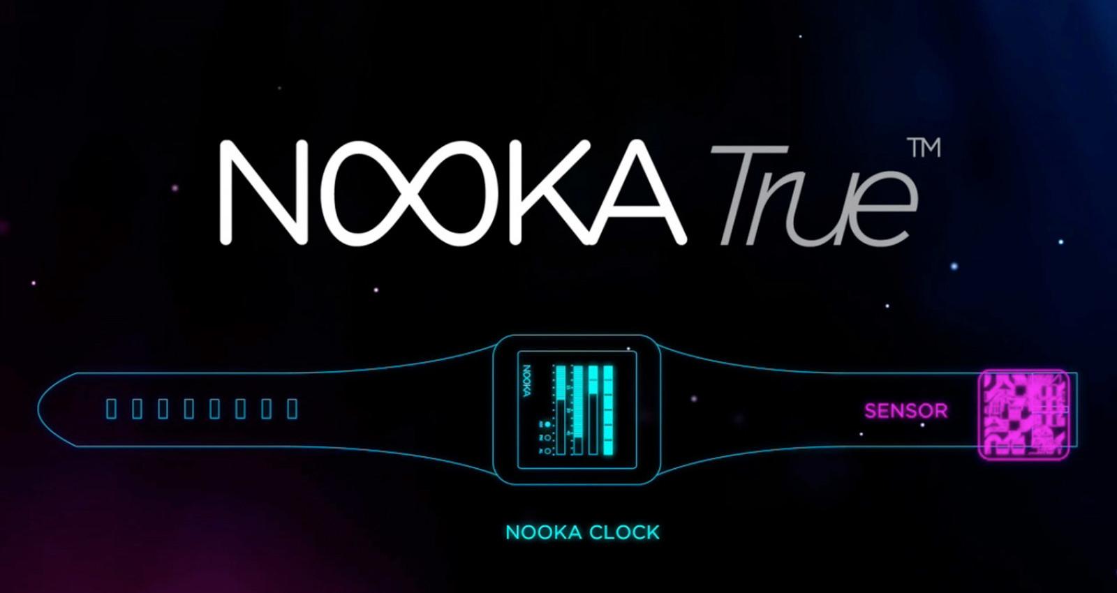 NOOKA TRUE