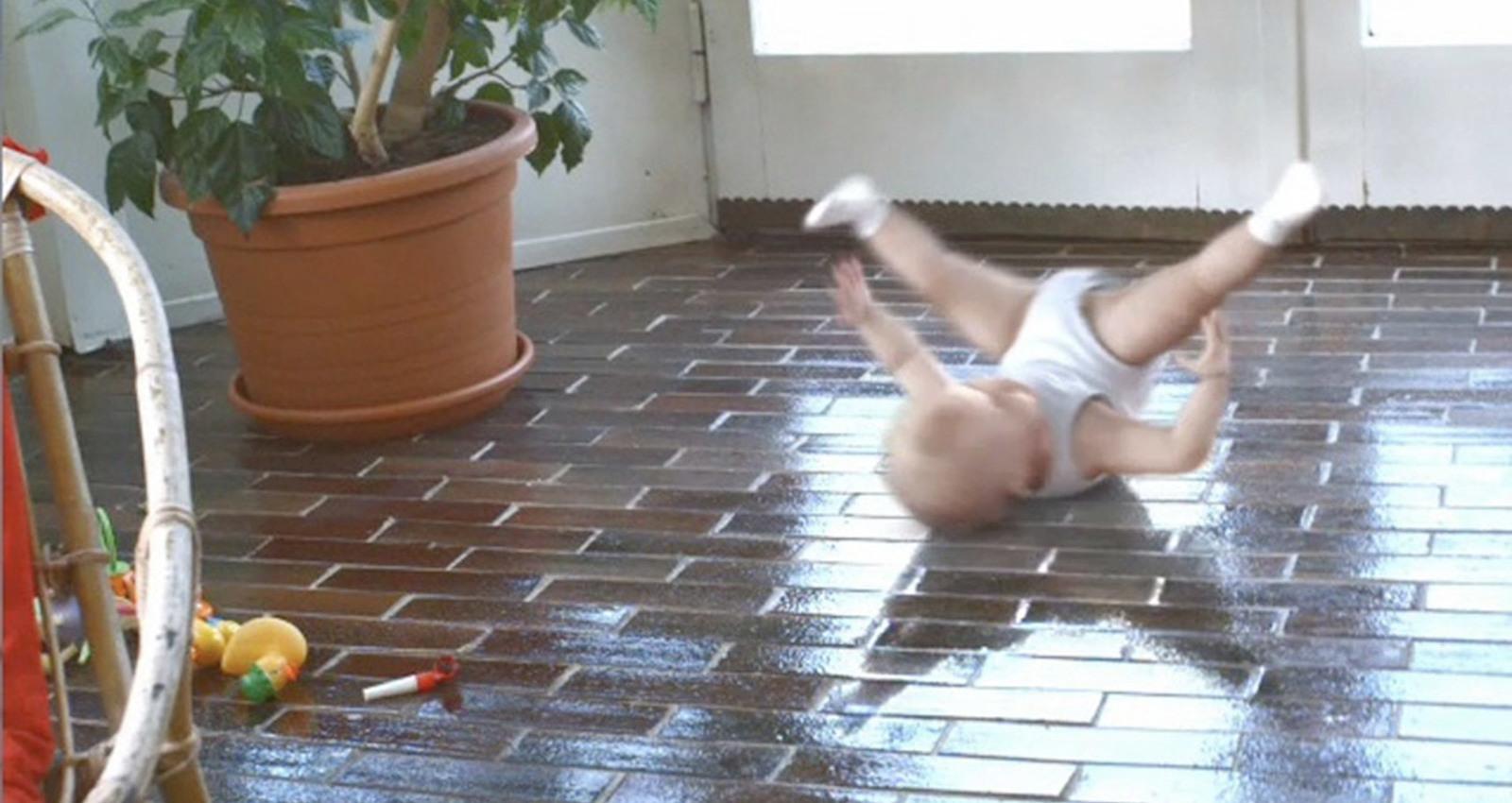 Baby Breakdance