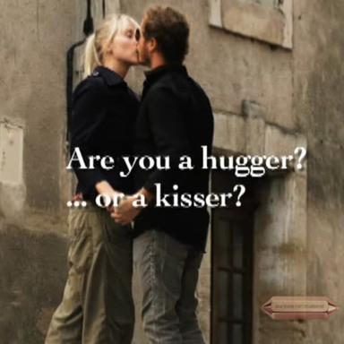 Nivea Hugger or Kisser