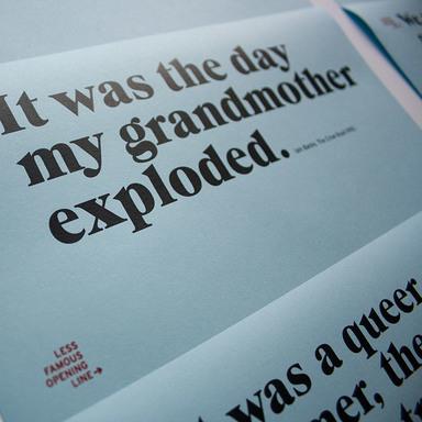 \'Sydney Writers\' Festival letterheads\'