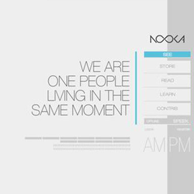 Nooka Website