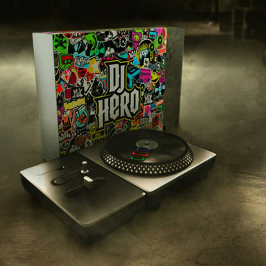 DJ Hero Wicky Wicky Banner