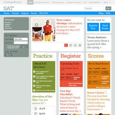 SAT Site