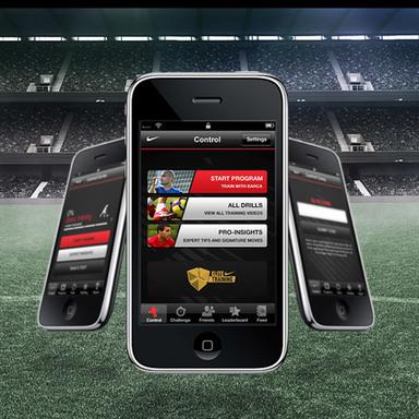 Nike Football + 'Master Control'