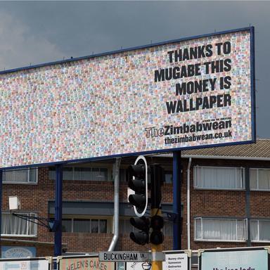 The Trillion Dollar Billboard