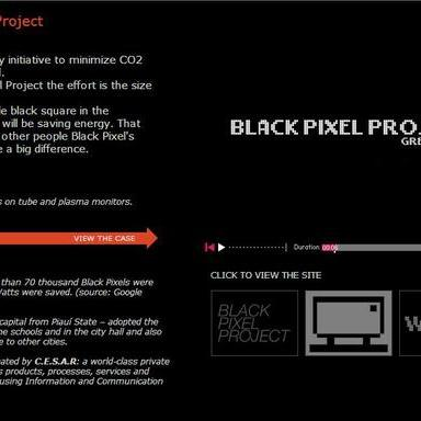 Black Pixel Project