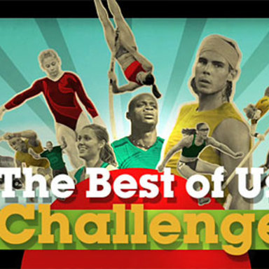 The Best of Us Challenge