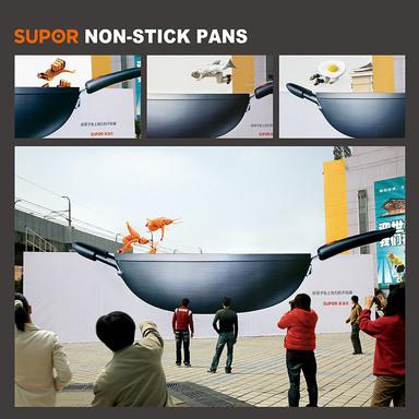 Supor Non-Strick Pans