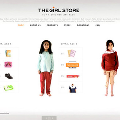 The Girl Store