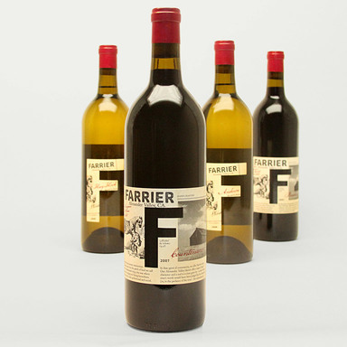 Farrier Wines Packaging