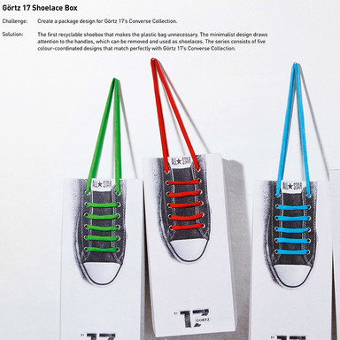 Goertz 17 Shoelace Box