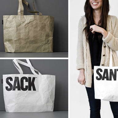 Leo Burnett Christmas Bags