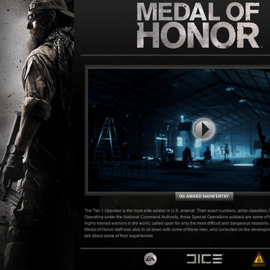 Medal of Honor Tier 1 Interview Series