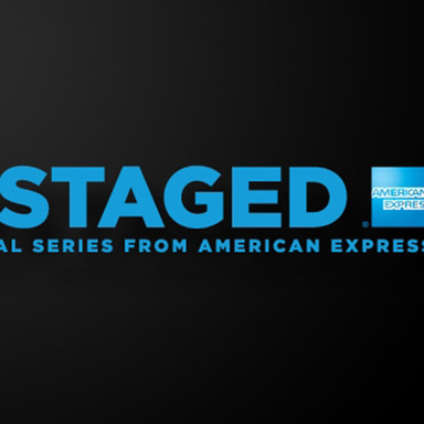 UNSTAGED: An Original Series From American Express