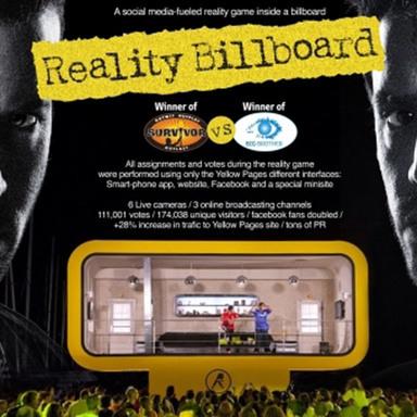 Reality Billboard