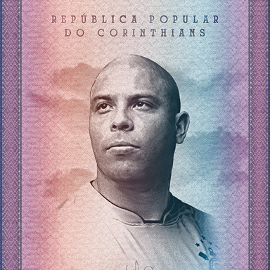 Republica Popular do Corinthians Poster