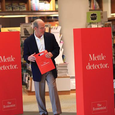 Mettle Detector