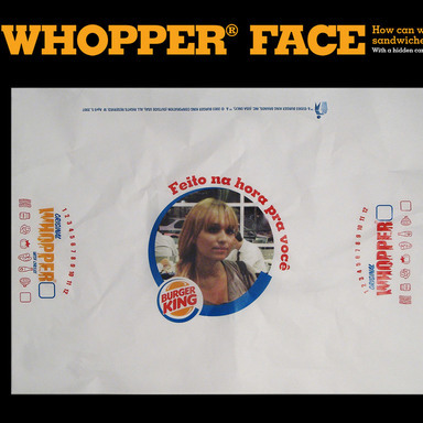 Whopper Face